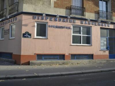 Dispensaire Hahnemann, 99 boulevard Auguste Blanqui, Paris 13ème
