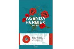 Un agenda herbier pour 2020