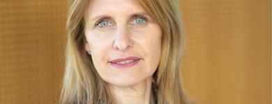 Valérie Lorentz-Poinsot, directrice générale des Laboratoires Boiron.