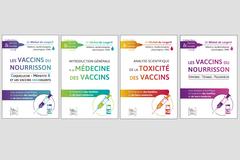 Les derniers ouvrages du Dr De Lorgeril sur les vaccins