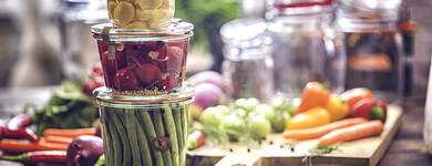 Les aliments lacto-fermentés sont une excellente source de probiotiques.