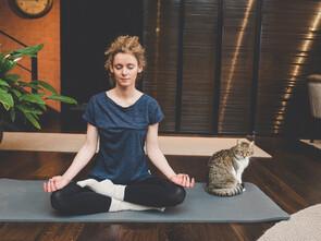 La méditation Samatha se pratique dans une position stable et confortable.