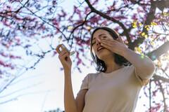 L'asthme allergique touche de plus en plus de personnes