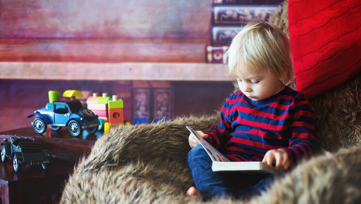 Le développement du cerveau de l'enfant, dépendant de l'alimentation