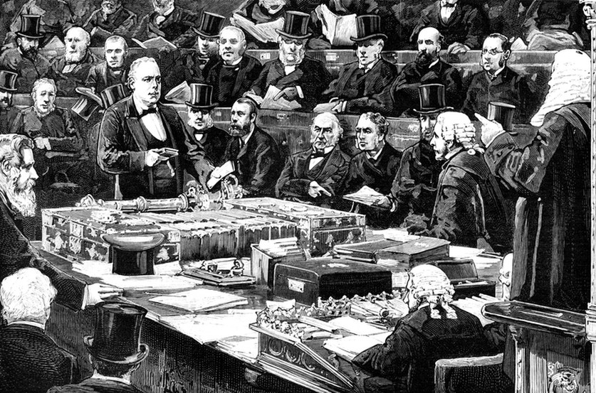 Parlement anglais