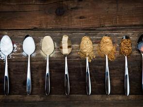 De nombreuses optiions sont disponibles pour remplacer le sucre blanc