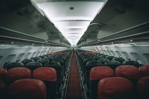 Les compagnies aériennes faisaient voler leurs avions  à vide.
