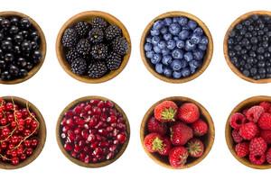 Inflammation : misez sur les fruits rouges