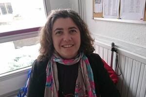Cathy Gaches, présidente du REVAV