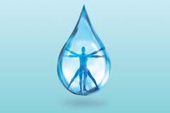 La qualité de l'eau, essentielle à la santé.