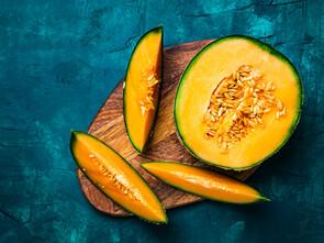Le melon est une très bonne source de superoxyde dismutase.
