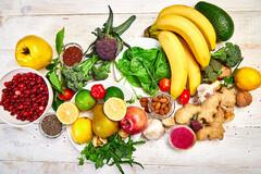 Les vitamines doivent impérativement être apportées par l'alimentation.