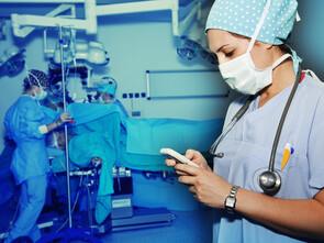 De trop nombreux professionnels de santé avouent ne pas respecter les règles d'hygiène élémentaire.