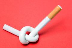il est préférable d'être accompagné d'un soignant lors de toute tentative de sevrage au tabac.