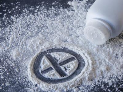 Le talc peut contenir de l'amiante et représenter un danger en cas de mauvais usage.