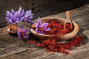 Le safran est utilisé par la médecine traditionnelle perse dans le traitement de la dépression.
