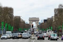 En 2008 à Paris, le trafic routier représentait 31% des émissions de gaz à effet de serre.