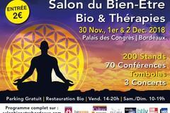 Salon du Bien-Être, Bio & Thérapies de Bordeaux