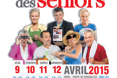 Du 5 au 8 avril 2018 au Parc des expositions de la Porte de Versailles.