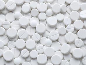 L'aspirine, le médicament le plus prescrit
