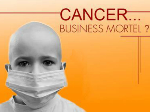 Cancer business mortel