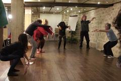Nathalie Lefèvre a testé un stage de gestes chamaniques toltèques