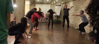 Nathalie Lefèvre a testé un stage de gestes chamaniques toltèques  - Alternative Santé