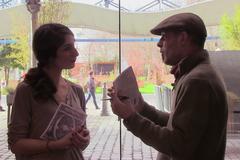 Rencontre avec Patrick Ferrer au salon Jardin des Thérapies 2015