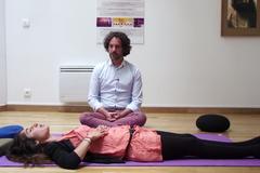 Nathalie Lefèvre a testé les respirations yogiques