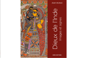 Dieux de l'Inde - Images et signes, de Jean Delmas