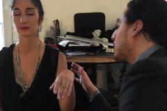 Nathalie Lefèvre a testé l'hypnose avec Kevin Finel