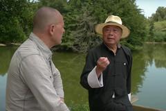 Maître Chu King Hung et le Chi
