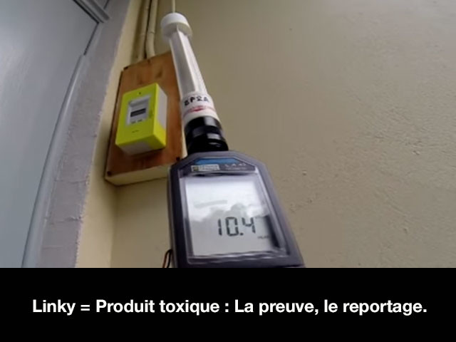 Linky = Produit toxique