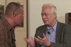 Claude Corse a rencontré le professeur d'astrophysique Trinh Xuan Thuan