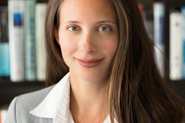 Dahne Adler, auteur de Debunking the Bump.