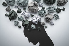 Un déséquilibre en neuromédiateurs, source de fatigue mentale