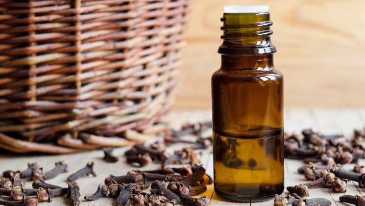 L'huile essentielle de clou de girofle assure un bon contrôle des bactéries buccales