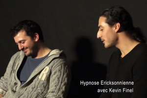 Hypnose ericksonnienne avec Kevin Finel