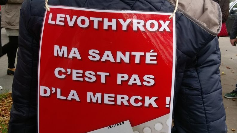 Slogan à la manifestation du 8 septembre  - Alternative Santé