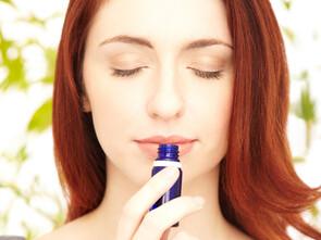 L'olfaction permet l'accès à la dimension subtile des huiles essentielles.