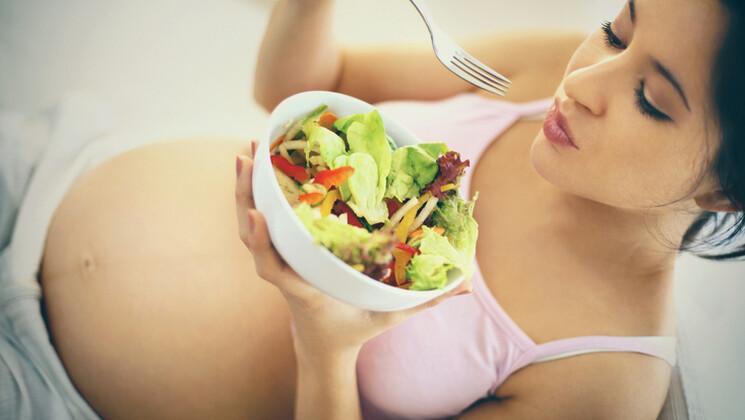 Il est possible d'augmenter les apports en B12 pendant la grossesse.