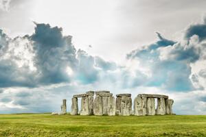 Le site de Stonehenge, considéré par beaucoup comme un haut lieu d