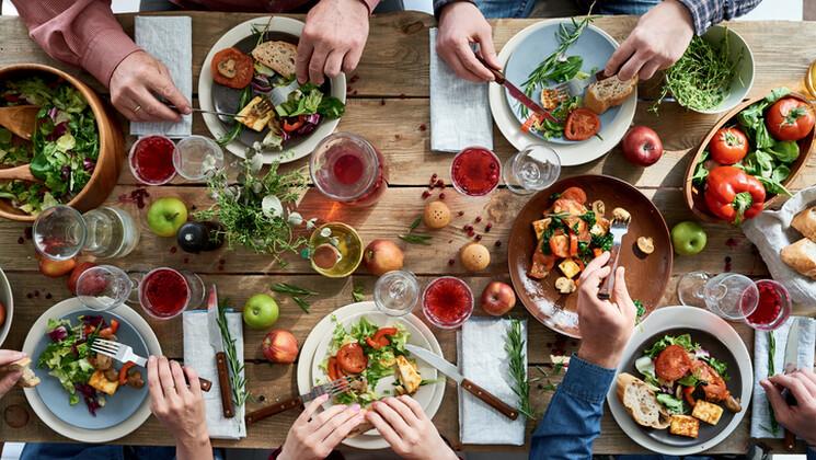 le passage à une alimentation végane modifie les apports en nutriments