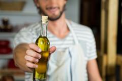 Huile d'olive et érection
