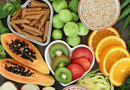Une alimentation riche en fibres, vitamines et antioxydants