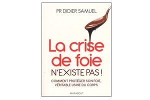 La crise de foie n'existe pas!, du Pr Didier Samuel
