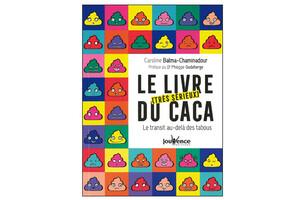 Le livre (très sérieux) du caca, de Caroline Balma-Chaminadour