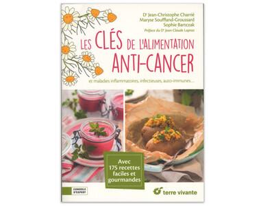 clés de l'alimentation anti-cancer