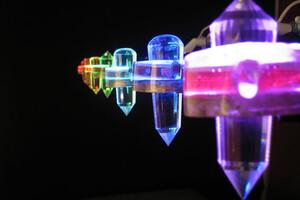 Le lit de cristal, un outil thérapeutique