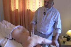 Kiran Vyas, le massage ayurvédique